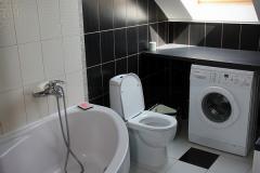 Санузел - Апартаменты 3-х комнатные с кухней, 6 местные